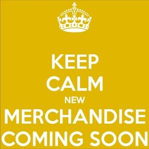 New clothing coming soon